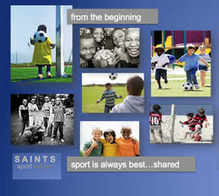 Saints Sport School