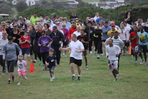St Francis joins global parkrun family!