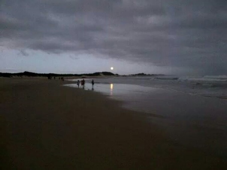 Full Moon Beach Run & Walk – monthly